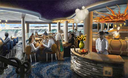 Famous Restaurant Fallsview Menu