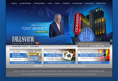 fallsview casino hotel rewards