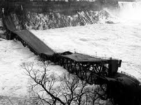 Niagara Falls bridge collapse