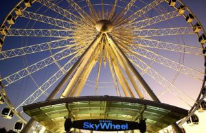SkyWheel Series Photo Number 5