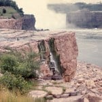 Historic Photos of Dry Niagara Falls