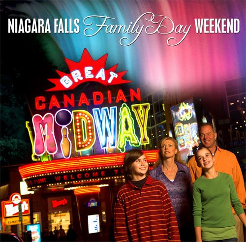 Ideas for Family Day Weekend in Niagara Falls