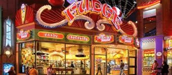 Niagara Falls holiday shopping