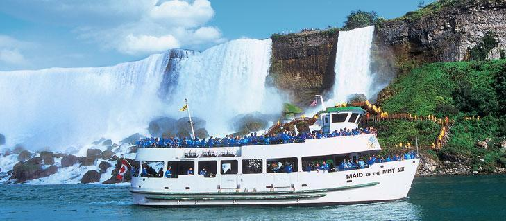 maid-of-the-mist Victoria Day