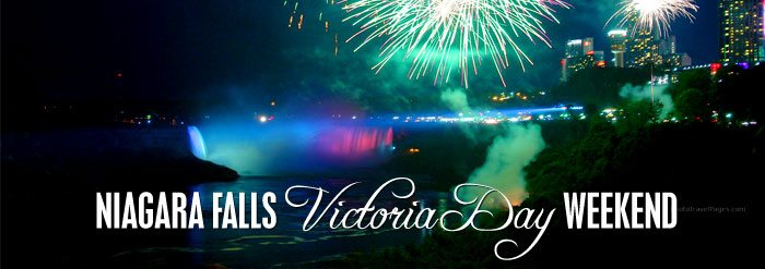 Victoria Day Weekend in Niagara Falls