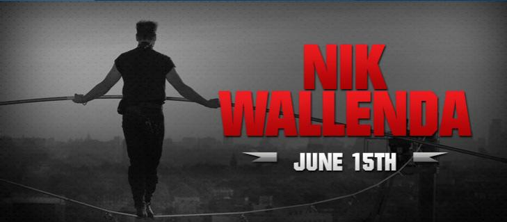 Routes and Parking to the Nik Wallenda Walk