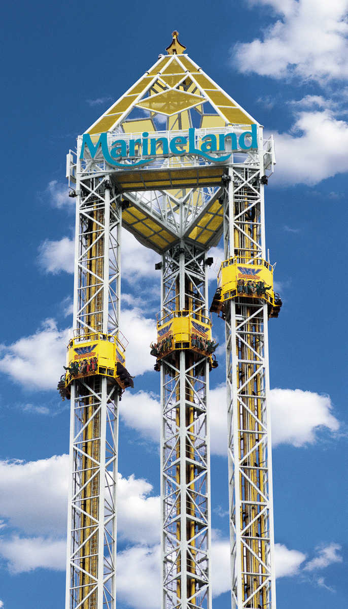 Marineland Canada and Clifton Hill Getaway! Niagara Falls Blog