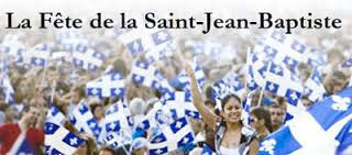 Saint Jean Baptiste Day