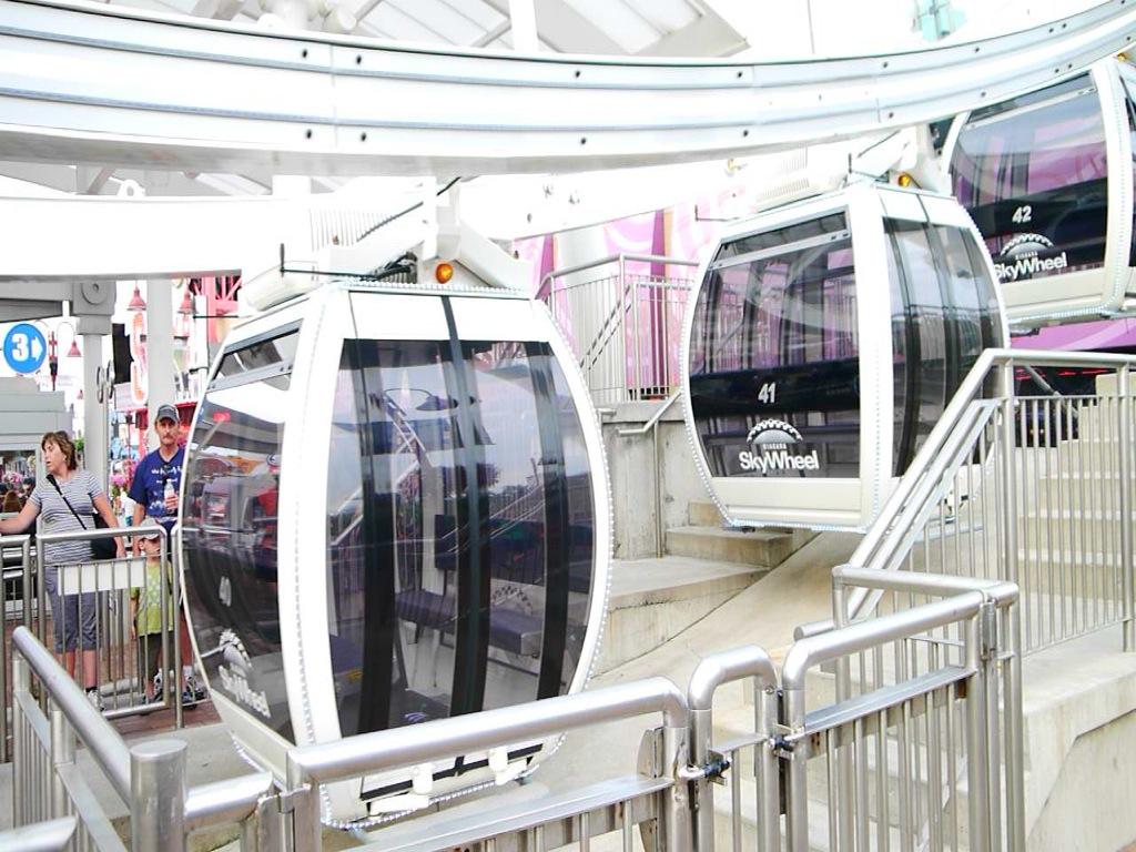 Skywheel in Niagara Falls