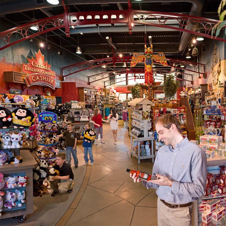 Niagara Falls gift shops