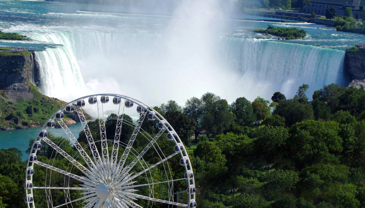 Top 10 Reasons To Ride The Niagara Skywheel