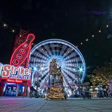 night skywheel