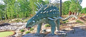 Dinosaur Adventure Park in Niagara Falls