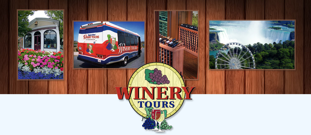 Spring in Niagara Falls means the start of Wine Tours!