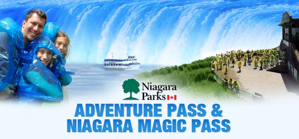 Niagara Falls attractions Adventure Pass