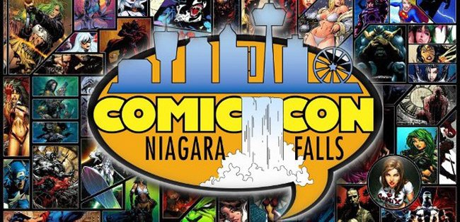 Niagara Falls Comic Con 2013 is Fast Approaching!