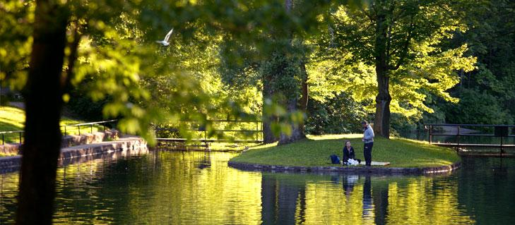 Dufferin Islands as part of Niagara Falls Hotel Deals