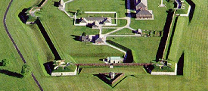 Battle of Fort George in Niagara Falls