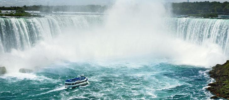 Maid of the Mist Niagara Falls Hotel Deals