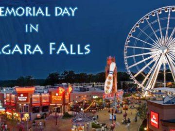 Memorial Day 2013 in Niagara Falls