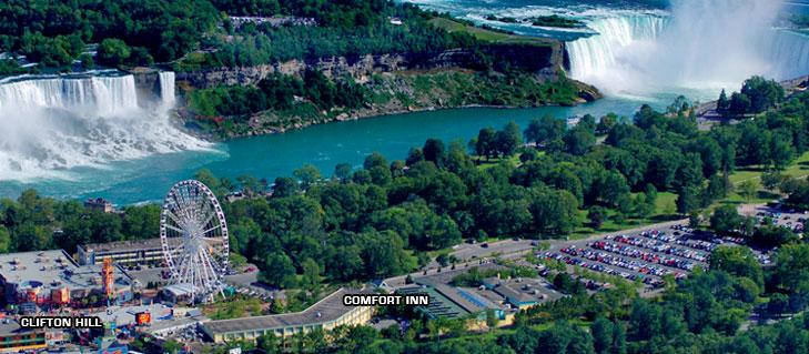 Niagara Falls Hotel Earns Prestigious Traveler's Choice award from Tripadvisor!