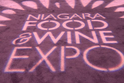 Looking for a great Niagara Falls Event? The Niagara Food & Wine Expo is Fast Approaching!