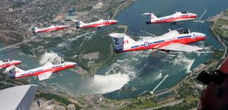 Niagara Falls Attractions with the Snowbirds