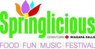Springlicious 2013 Niagara Falls Event