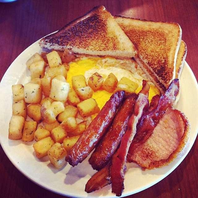 Restaurants In Niagara Falls After Breakfast