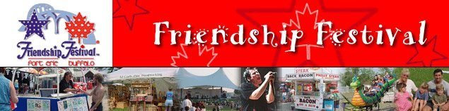 Fort Erie Friendship Festival 2013