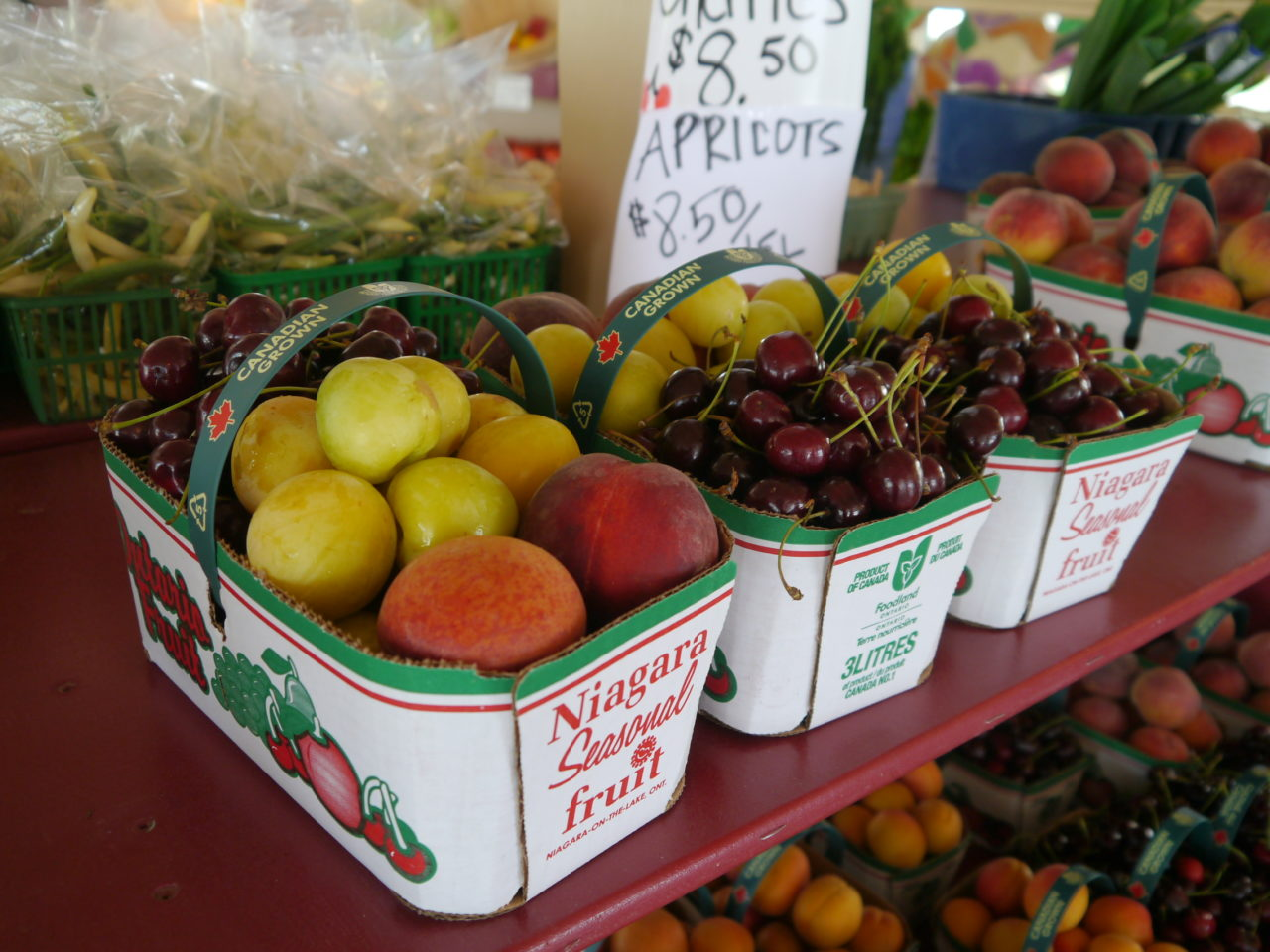 Niagara Falls Farmers Markets: Eat fresh in Niagara!