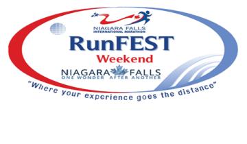 Niagara Falls Running