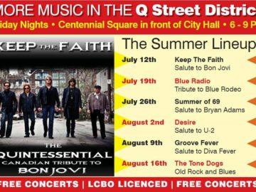 concerts in Niagara Falls
