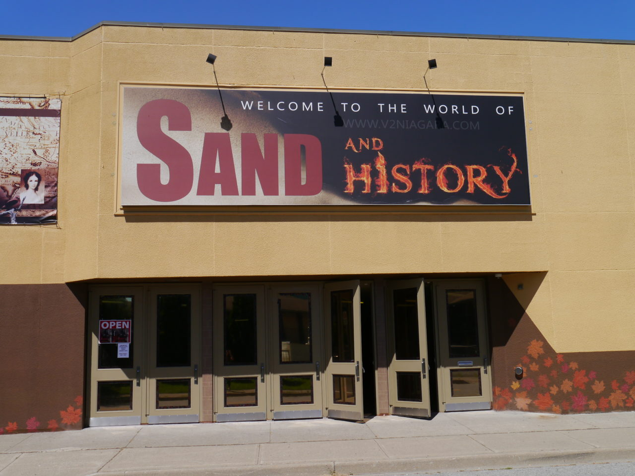 War of 1812 in Niagara Falls Commemorated by New Sand Sculpture Exhibition!