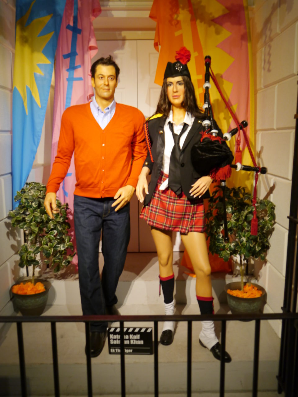 Wax Museum in Niagara Falls introduces some new additions!