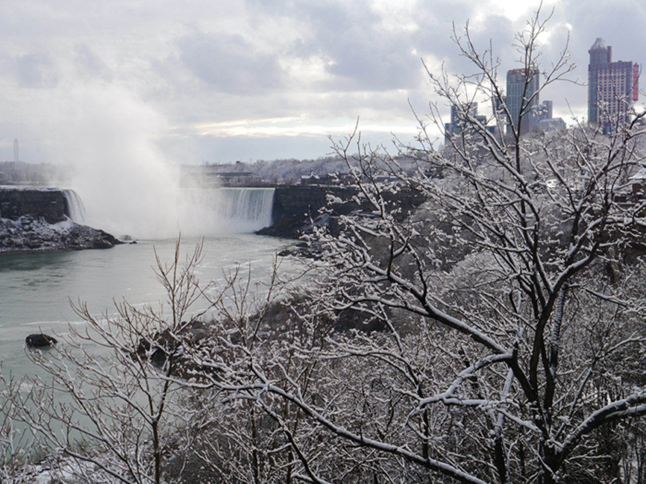 Niagara Falls events