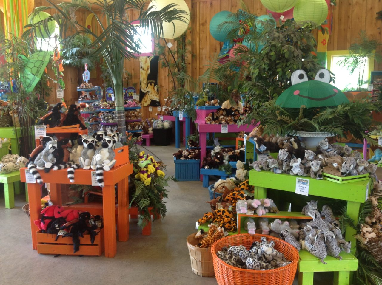 Safari Niagara gift store