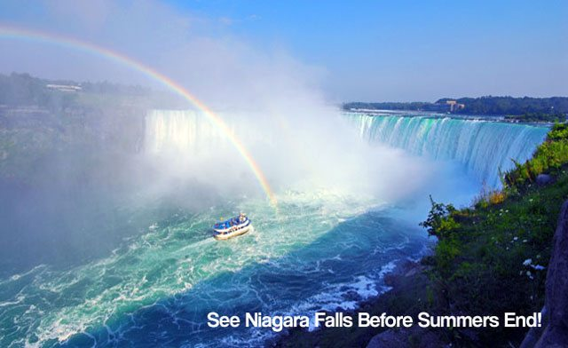Must-see Labour Day events around Niagara Falls