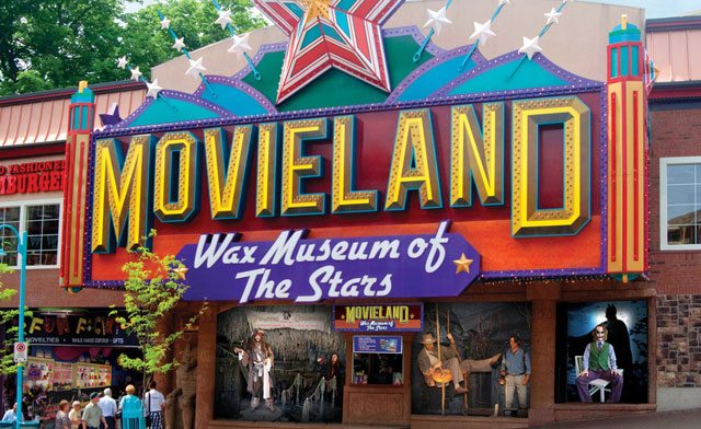 Wax Museum In Niagara Falls Introduces Some New Additions