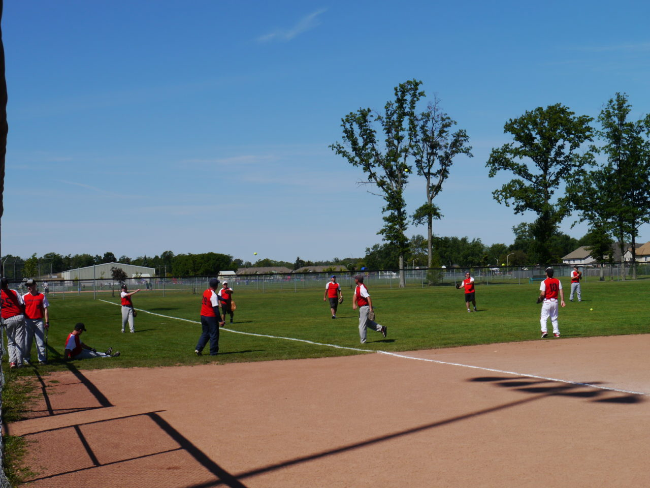 Slo-Pitch Ontario Provincial Championships