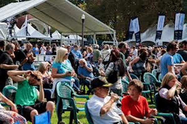 Niagara Wine Festival Begins This Weekend!
