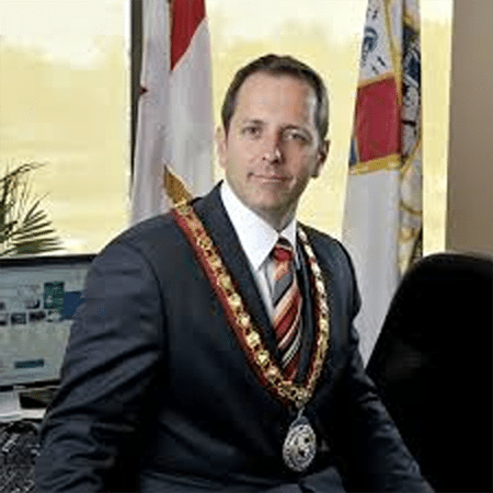 Mayor Jim Diodati