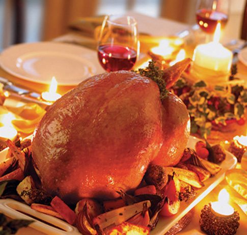 Prepare a Thanksgiving Dinner Using Local Niagara Produce