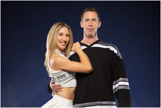 "Meet ""Battle of the Blades"" stars Grant Marshall and Sinead Kerr at Boston Pizza Clifton Hill!"