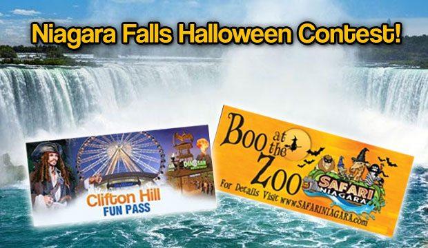 Niagara Falls Halloween Contest!