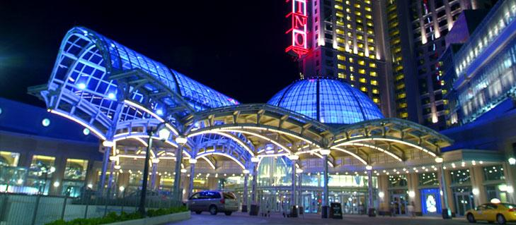 Fallsview casino packages