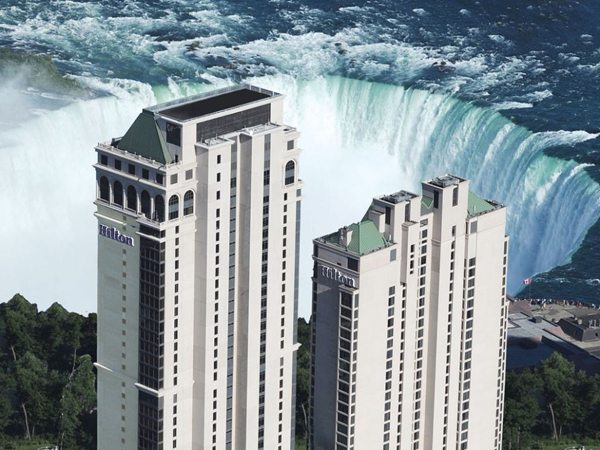 Niagara Falls Hilton Hotel Renovations Are Now Complete!