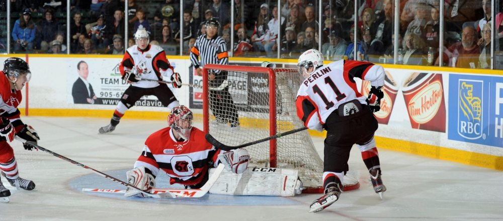 Niagara IceDogs Tickets Contest!