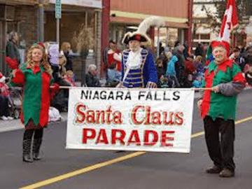 Niagara Falls Santa Claus Parade
