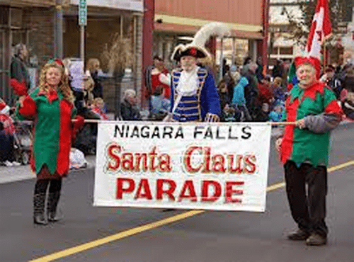 Tips for the Niagara Falls Santa Claus Parade